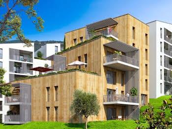 Appartement 3 pièces 70,97 m2