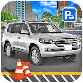 Prado City Parking Sim 2017
