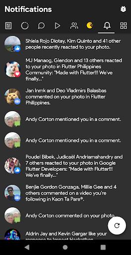 NoSeen for Facebook Messenger - Unseen screenshots 7