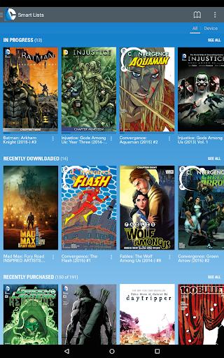 DC Comics  screenshots 8