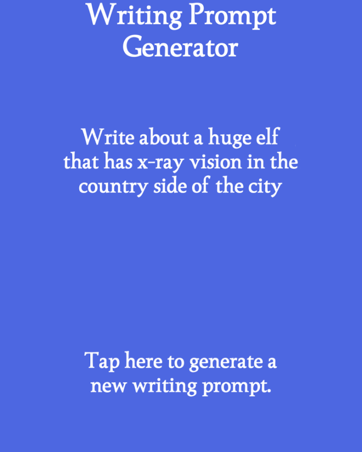 How to Exploit    Unusual Websites for Awesome Story Ideas   The     Writing Prompt Generators
