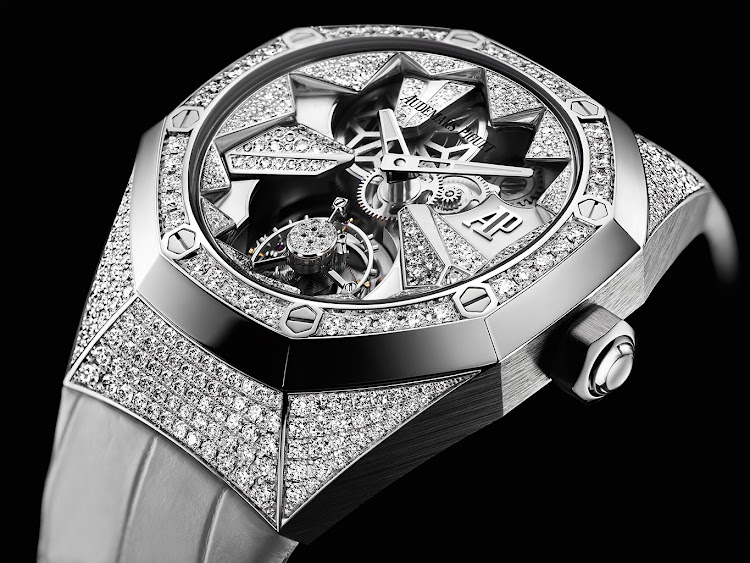 Audemars Piguet Royal Oak Concept Flying Tourbillon.
