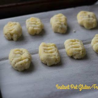 Instant Pot Gluten-Free Gnocchi.