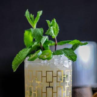 A Mexican Mint Julep – A Mezcal Cocktail.