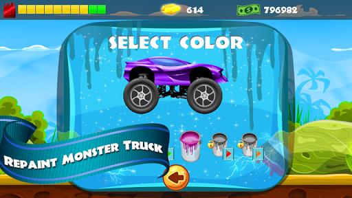 Best Monster Truck Climb Up 1.5 screenshots 17