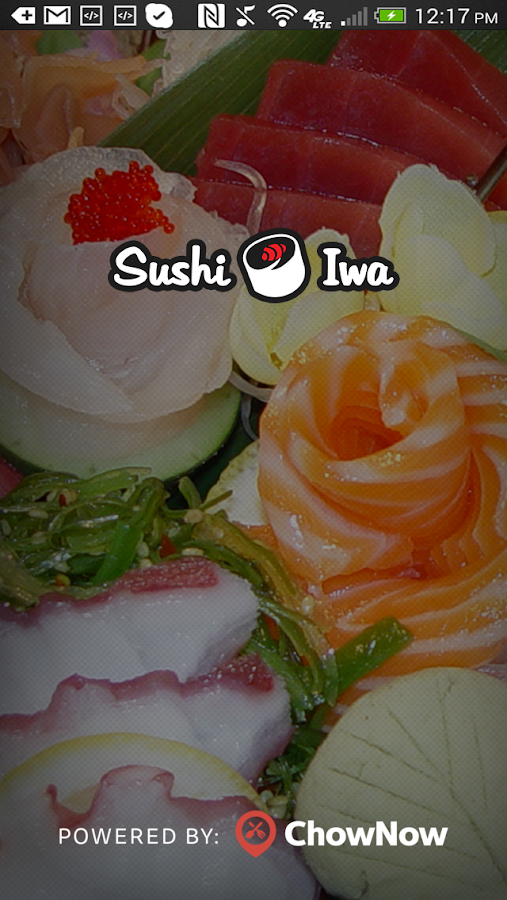 Sushi Iwa- screenshot