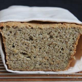Hearty Gluten-Free & Vegan Quick Bread