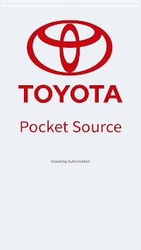 Pocket Source App