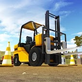 Construction Sim 2016 Forklift
