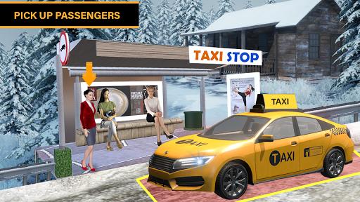 Grand Taxi Simulator : Modern Taxi Game 2020