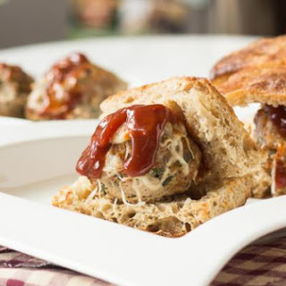 Italian Turkey Meatball Sliders