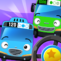 Tayo Bus Game - Job, Bus Driver icon