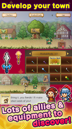 Magician's Saga screenshots 12