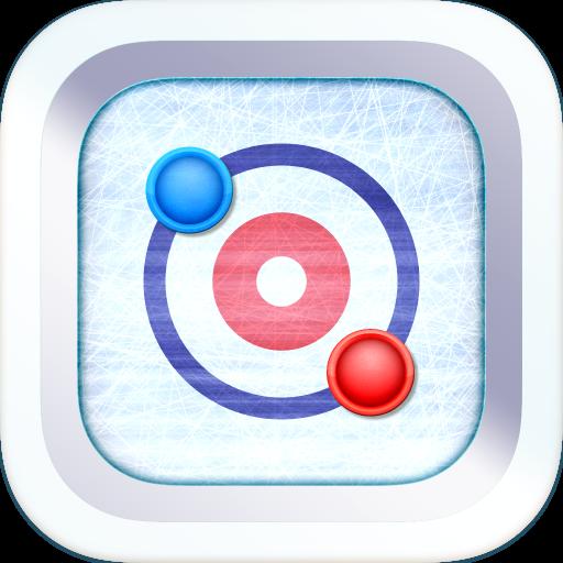 AirHockeyCurling (game)