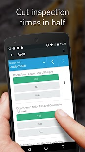 iAuditor - Safety Checklists- screenshot thumbnail