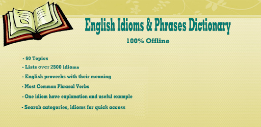 English Idioms & Phrases Dictionary - Apps on Google Play