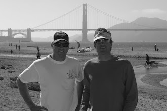 Photo: Jeff Kluge and Jay Miles