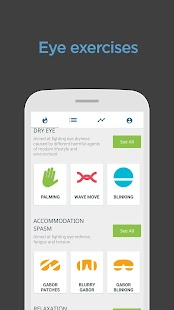 Eye Exercises - Eye Care Plus- screenshot thumbnail
