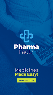 PharmaFactz Pharmacology App Screenshot