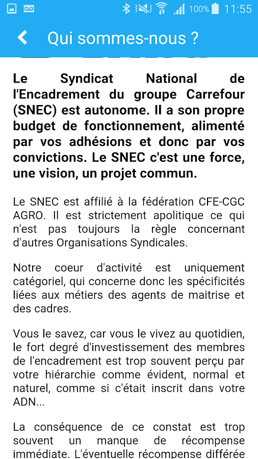 SNEC CFE CGC- screenshot