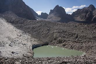 Photo: The Palisade Glacier