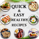 Quick and Easy Healthy Recipes Android apk