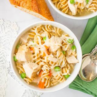 Turkey Rotini Soup Recipes
