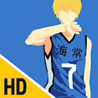 Kuroko Basket Wallpapers icon