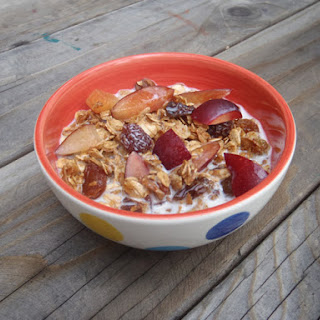 Honey Roasted Chai Granola