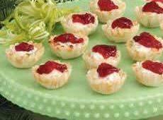 Sweet And Savory Crab Tarts Recipe