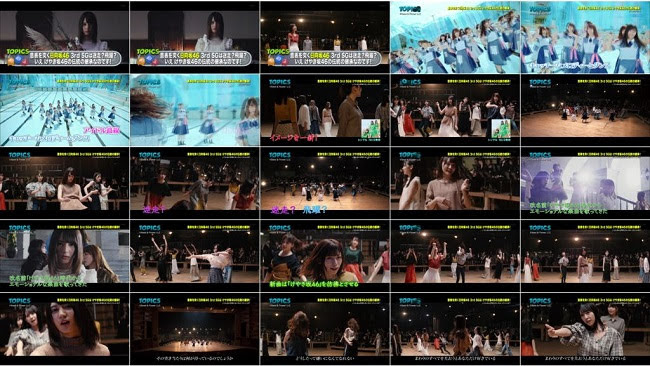 190915 (720p+1080i) Japan Countdown (Hinatazaka46 Part)