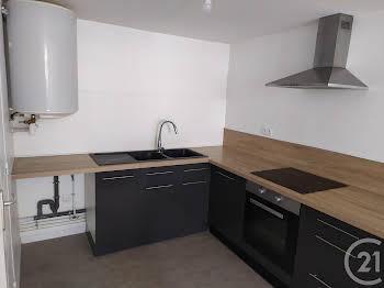 Appartement 2 pièces 35,25 m2
