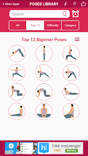Yoga Poses :Yoga asanas videos Apk  Download For Android 3