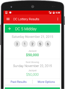 Results for DC Lottery - AppRecs