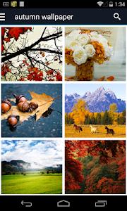 autumn wallpaper screenshot 0