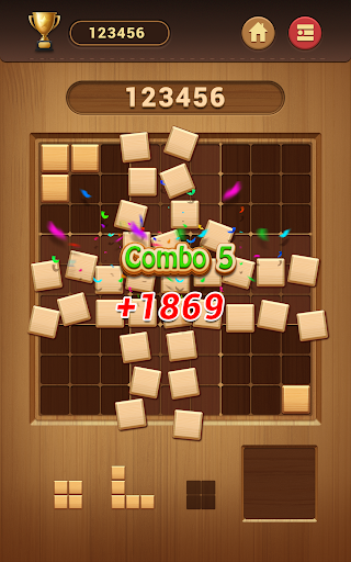 Wood Blockudoku Puzzle - Free Sudoku Block Game moddedcrack screenshots 14