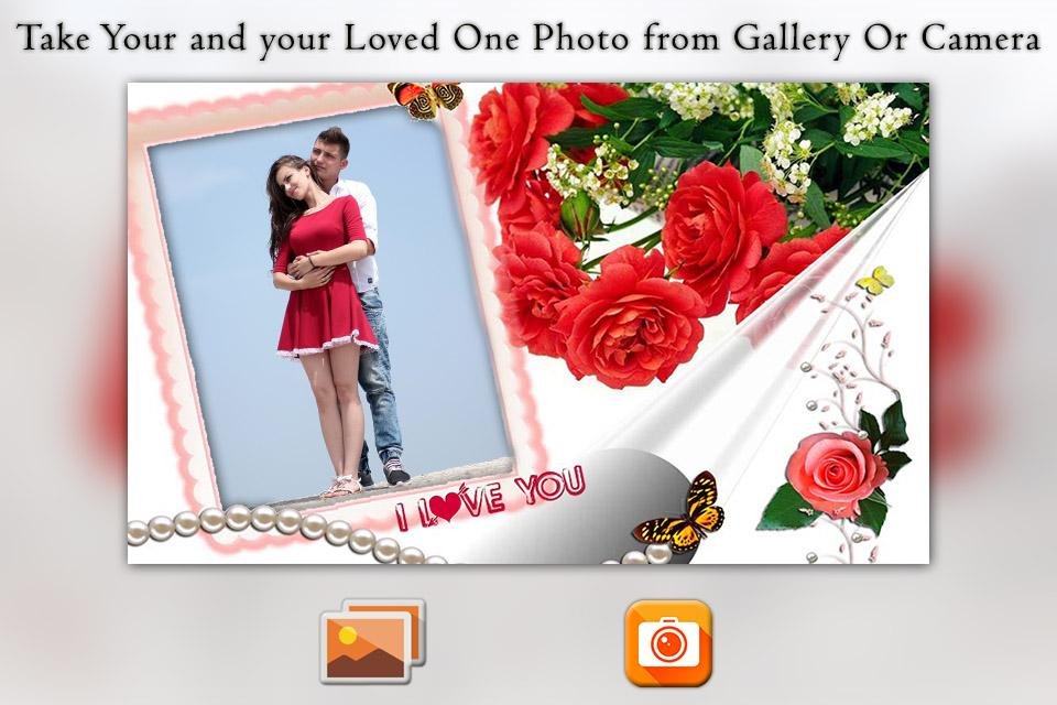 Love Card Photo Frame  Android Apps on Google Play