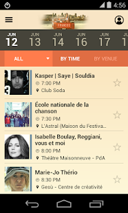 FrancoFolies de Montréal 2015- screenshot thumbnail