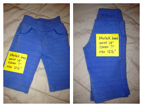 Photo: $20 Be Bops Interlock Jeans (Newborn)