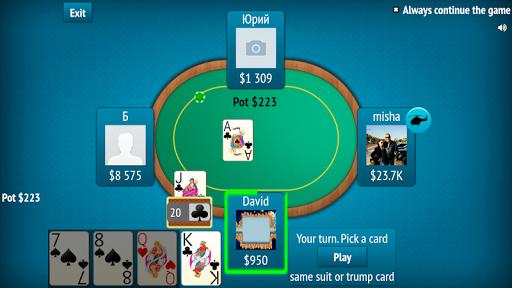 Hrapoff -  card games online: Snore and Svara 0.19.94 screenshots 4
