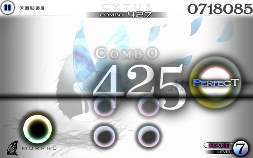 Cytus screenshot 13