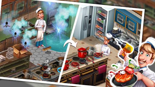 Cooking Team - Chef's Roger Restaurant Games 4.4 screenshots 1