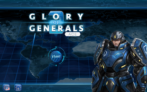 Glory of Generals2: ACE Screenshot
