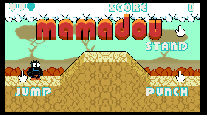 Mamadou 17