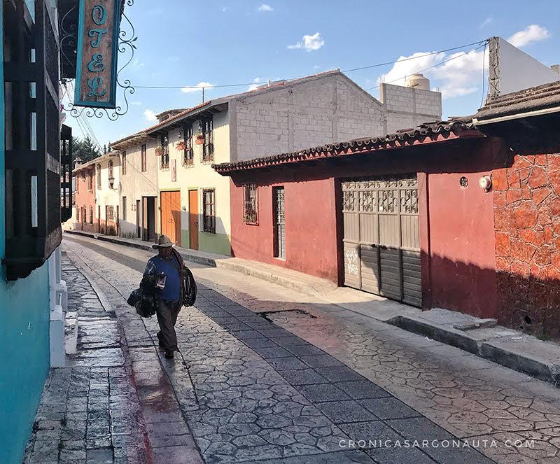 Mirador de San Cristóbal de las Casas