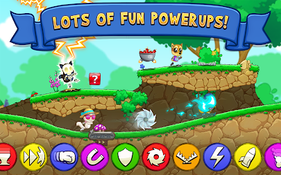 Fun Run 3 - Multiplayer Games APK screenshot thumbnail 7