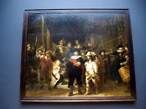 """Photo: Rembrandt's """"Nightwatch"""""""