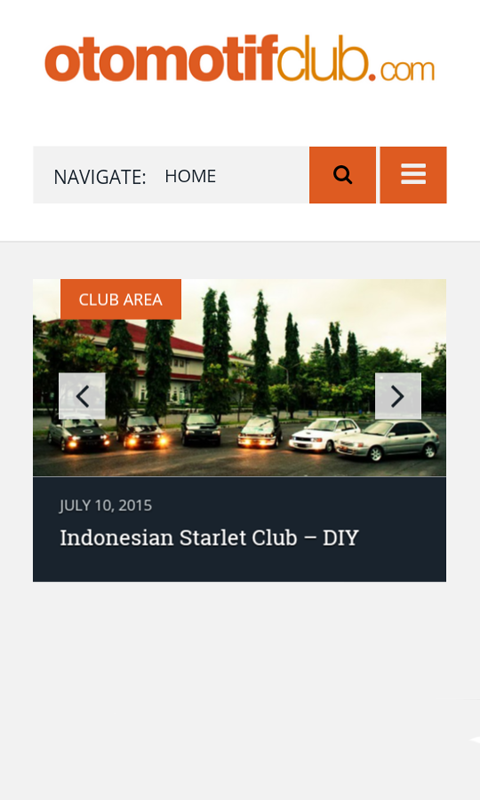Otomotif Club- screenshot