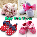 Baby Girls Shoes icon