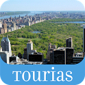 New York Travel Guide -Tourias icon
